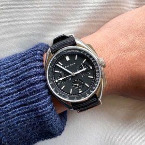 BULOVA Lunar Pilot Moonwatch Watch